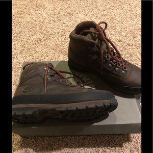 Timberland Hiking Boots- Women's Size 8